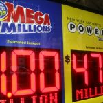 $ 1 Billion 'Mega Millions' Lottery Winner Number Announced