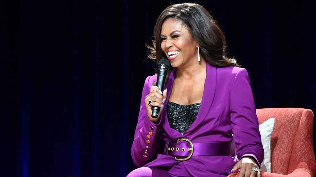 Get To Know: Michelle Obama, The 44th Former United States First Lady