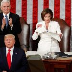 Trump Vs Nancy Pelosi, Rejected Handshakes To Shredding Speech Paper