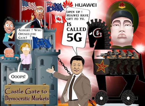 huawei and its 5g technology